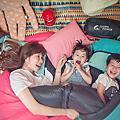 Down Power 限量Q版 豆豆旅絨枕 #豆豆毯 #日本品級羽絨 #幼兒園 #露營
