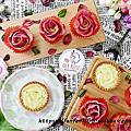【Her Rose】鄉村玫瑰蘋果派 檸檬塔 #下午茶 #甜點 #新鮮手作 #限量甜點 #團購美食 #IG打卡甜點