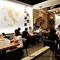 【蘆洲美食】石窯屋 #義式料理 #窯烤披薩 #披薩 #半月烤餅 #義大利燉飯 #義大利麵 (45)