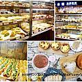 【桃園美食】米塔手感烘焙坊-桃園統領店 #歐式麵包 #下午茶 #甜點 #麵包 #烘焙 #桃園麵包店推薦