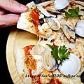 【台北美食】TUTTO Fresco 翡冷翠義式餐廳(台北車站店) #北車美食 #義式餐廳 #排餐 #義大利麵 #燉飯 #披薩