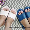 【Vero & Nique 維諾妮卡】透氣美學家居拖鞋 #強化足弓 #一體成型 #EVA材質 #耐用 #氣墊減震 #防水止滑 #好穿室內拖鞋