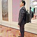 台灣專櫃設計包款【AMORE PLUS】達客三用托特包 #旅遊 #商務 #休閒 都適合