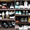 居家收納【MagicShield 神盾】 #日式四段可調鞋架 #馬卡龍四段可調彩色鞋架