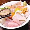 【台北美食】 畔の食堂 我的老天鵝啊! 會在舌尖爆油花的生魚片