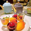 【台北下午茶】君悅酒店 茶苑 鋼琴音樂相伴的名媛法式下午茶