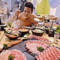 【台北美食】滾吧 Qunba 鍋物 沾了就上癮的獨門沙茶醬 CP值超高888元雙人海陸特餐