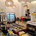 【宜蘭 住宿】美嘉美大飯店 宜蘭風味下午茶 溜滑梯的泡湯池