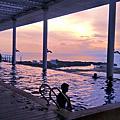 【馬六甲住宿】海峽套房酒店 The Straits Hotel And Suites 無邊際泳池看夕陽 在這拍照會沒朋友
