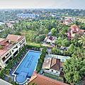 【柬埔寨】馬德望住宿  優雅酒店Classy Hotel & Spa 讓人放鬆身心的度假泳池