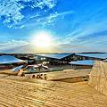 【內蒙古】響沙灣蓮花度假酒店 沙漠中的超五星級渡假村
