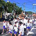 【ili帶你玩九洲】篠栗祇園祭 日版潑水節 大人小孩都能參與的山車祭典