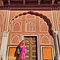【印度 巴勒特普爾】城市皇宮 超大銀缸載恆河水去英國 一個有錢任性的故事