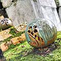 【台中 住宿】鳥人創意旅店 超浮誇花雕藝術房型 浴缸邊居然還有鴿子環繞?!