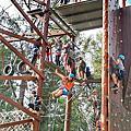 【桃園】桃園青年體驗學習園區 高空體驗 挑戰極限 3層樓高空垂降 玩到欲罷不能