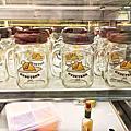 【台中 美食】Gudetama Chef蛋黃哥五星主廚餐廳 台中旗艦店 蛋黃哥陪你過聖誕 超卡哇伊主題美食 好玩的旋轉溜滑梯 親子餐廳