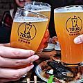 【西門町 美食】拉圖爾精釀柴燒餐廳 La Tour Craft Beer & Wood Grill 喝酒聚餐 工業風格餐酒館