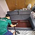 【沙發清潔服務】坐又銘-清潔超人 居家防疫第一步 兩小時6步驟 讓沙發從裡到外清潔乾淨 北中南都有服務 不加收車馬費