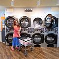 【三峽 自助洗衣】美衣潔智能自助洗衣 三峽大同店 手機APP儲值免投幣 4種洗衣模式 3種溫度烘衣 寬敞等待區 最有格調的洗衣STYLE