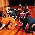 五週年音樂會-雅樂舞首度著裝-歐陽珊攝影