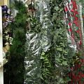 人造花盆栽