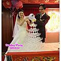 20111224 秀華婚宴