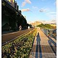 201207 傍晚的古亭河濱公園