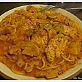 20081004 巷子義大利麵