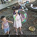『親子出遊、活動日記』樂舞創意舞集魔術泡泡親子活動