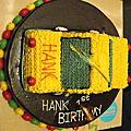 小漢克周歲生日大快樂之LANDMARK慶生