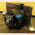 SONY DSC-QX10 智慧型手機外接式鏡頭相機