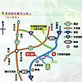 花樹下交通路線圖