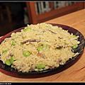 野菇燉飯(米型麵)