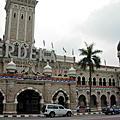 吉隆坡市區歷史建築物