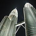 吉隆坡塔及雙子星大樓