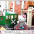 【朗豪坊Hello Kitty走過獅子山下展覽】