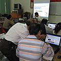 『行政院研考會』民眾e化上網專案  地點:台南縣佳里鎮老人會活動中心
