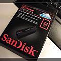 SanDisk Extreme USB3.0 CZ80 32G 隨身碟