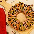抹茶紫爵煉乳麵包