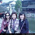 上海-蘇州-杭州