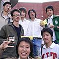 第二次團拍畢業照
