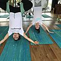 2017.10.12 空中瑜珈