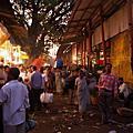06印度清晨花市