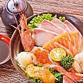 2013阿宏日料理蓋飯