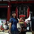 東京遊之淺草觀音寺