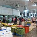 中央魚市場和基隆坎阿頂~