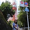 東京散策8/17上野-銀座-皇居-東京鐵塔