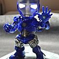 公仔玩意兒-Tideway 鋼鐵人 Iron Man MK3 藍色ver.