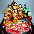 杏仁膏蛋糕裝飾作品 Art of Marzipan Cake