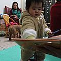 20121221萱寶滿周歲